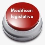 Modificari legea contabilitatii